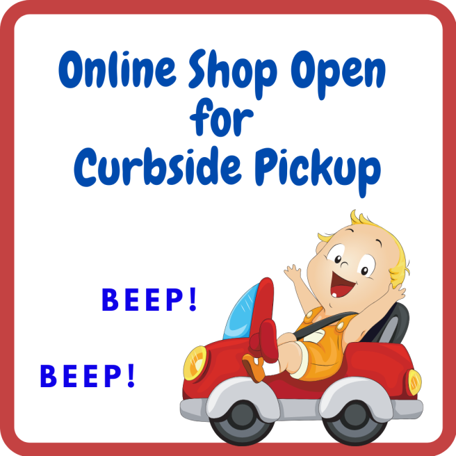 online shop open for curbside pickup